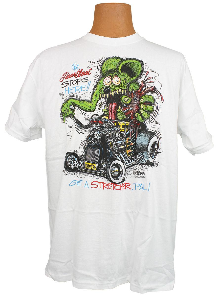 Shirt, Rat Fink,