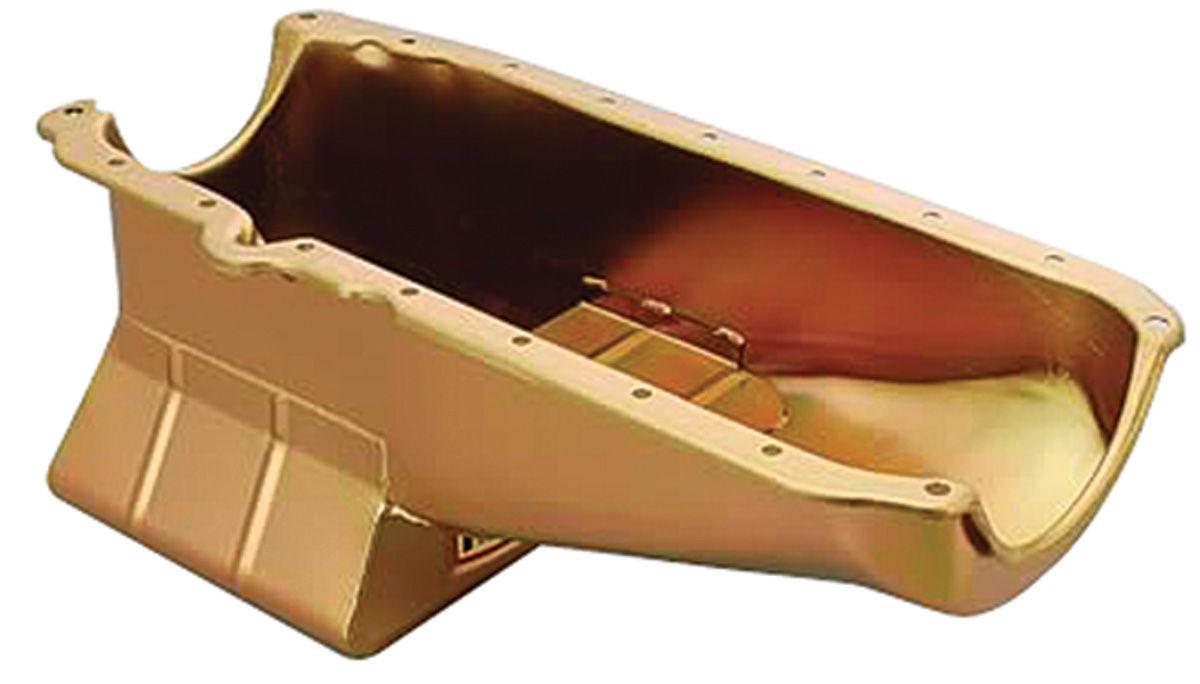 Oil Pan, 1986-88 Small Block Chevy, Milodon, 7 Quart