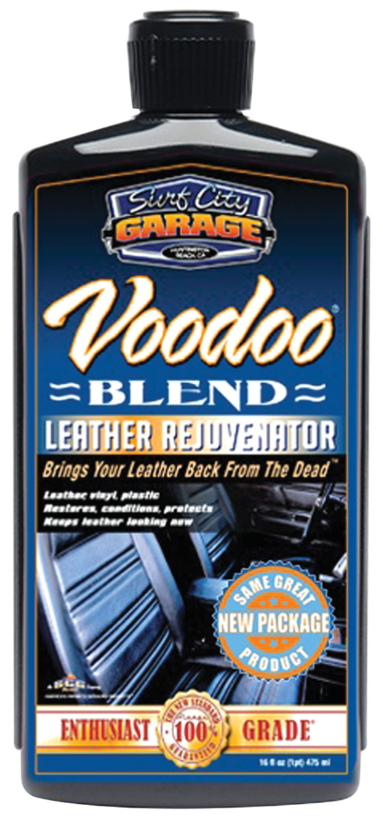 Rejuvenator, Voodoo Leather, Surf City Garage, 16oz
