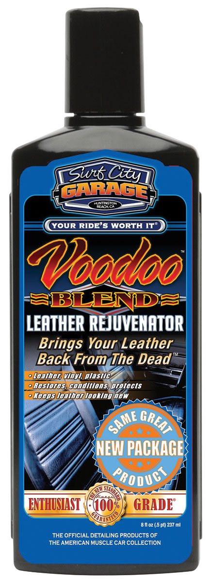 Rejuvenator, Voodoo Leather, Surf City Garage, 8oz