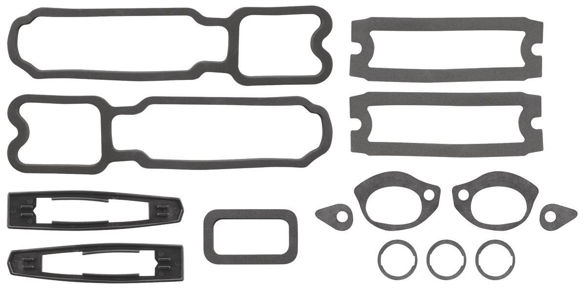 1966 Chevelle Paint Seal Kit, Full Body