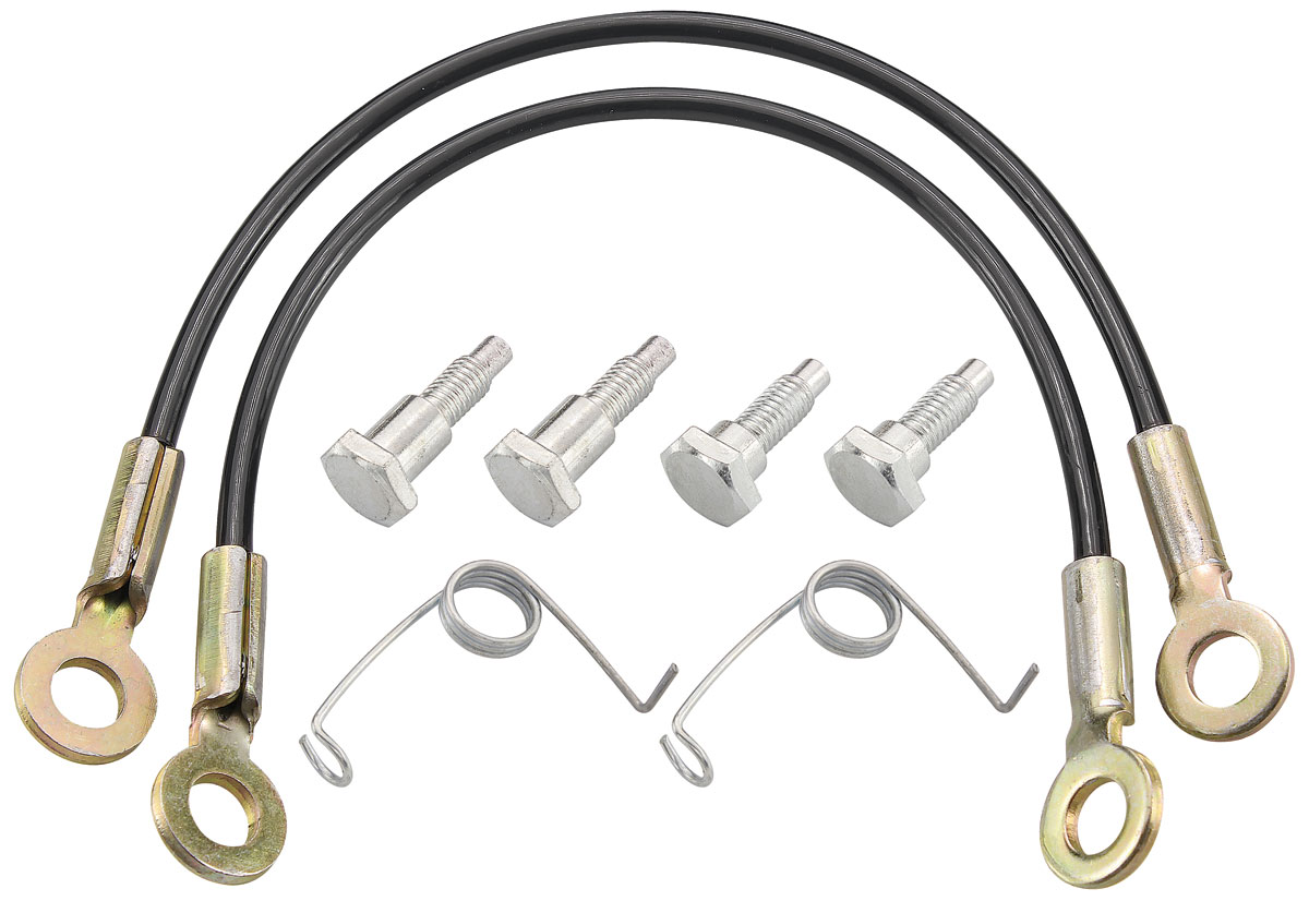 68-77 TAILGATE CABLE KIT