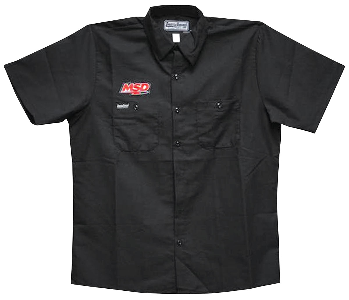 Shirt, MSD Shop, Black