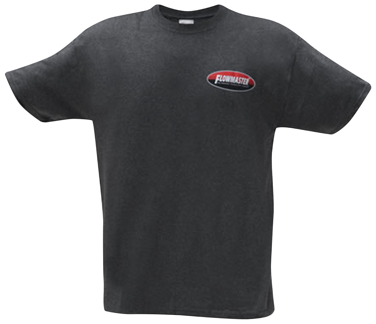 Shirt, Flowmaster Oval Tee, Charcoal