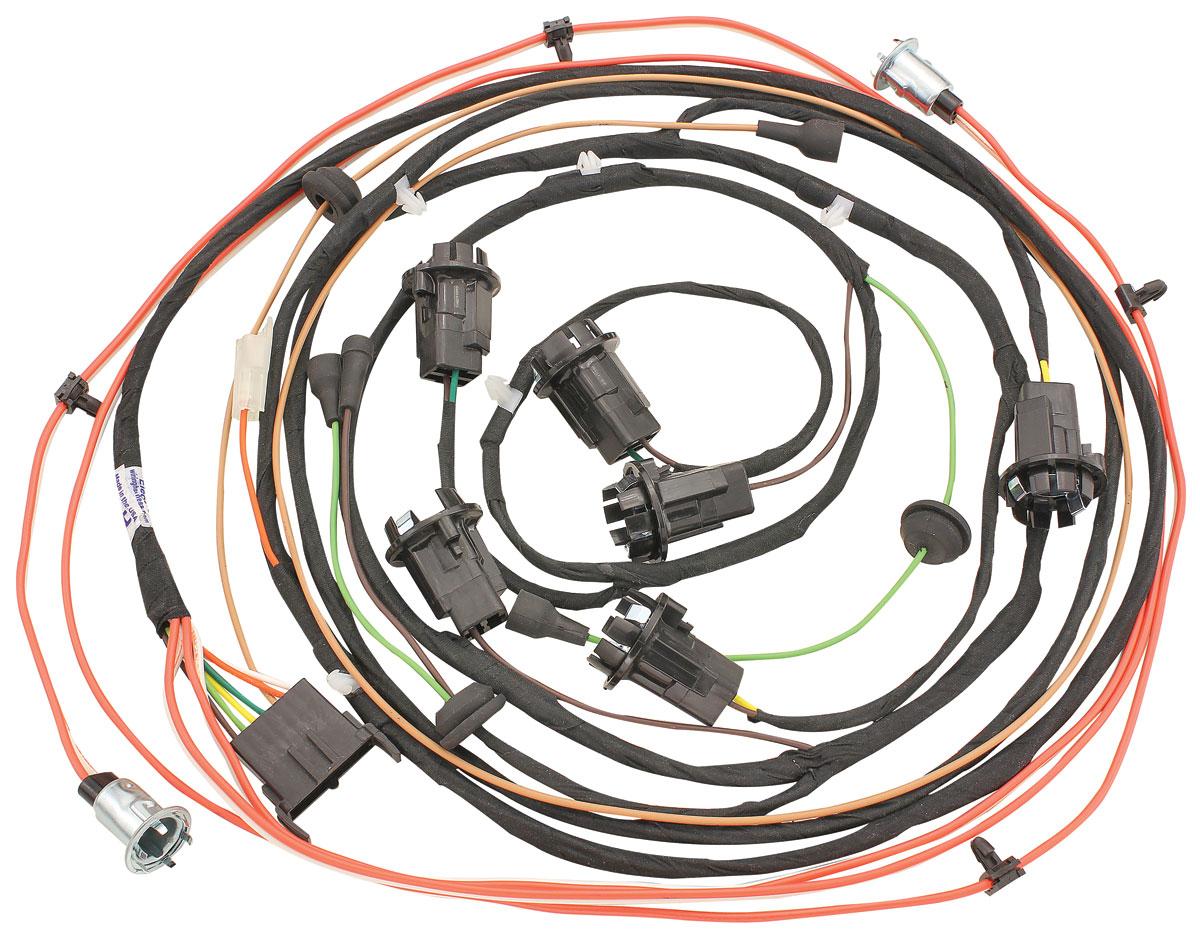 Wiring Harness, Rear Light, 1965 Skylark, Convertible @ OPGI.com | Rear Wiring Harness |  | OPGI