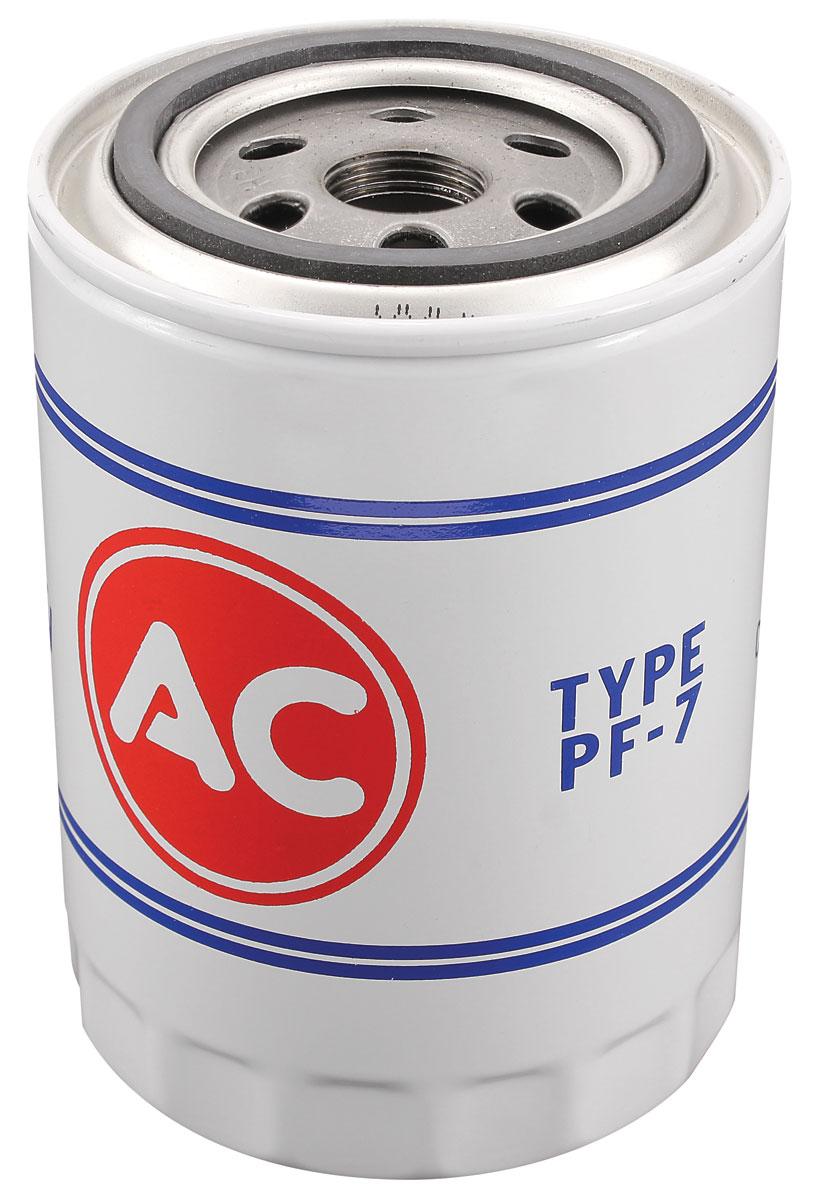 Oil Filter, Pontiac V8, AC Delco