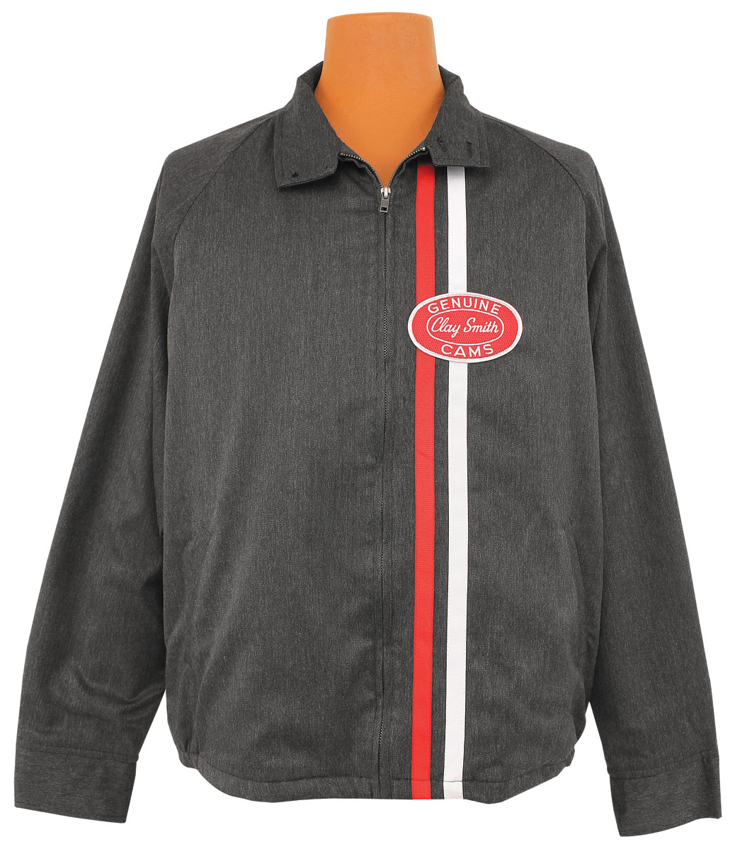 Jacket, Gas Station, Clay Smith