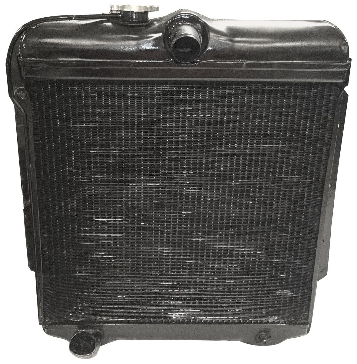 Radiator, 1954-56 Cadillac, Original Style, 4 Row