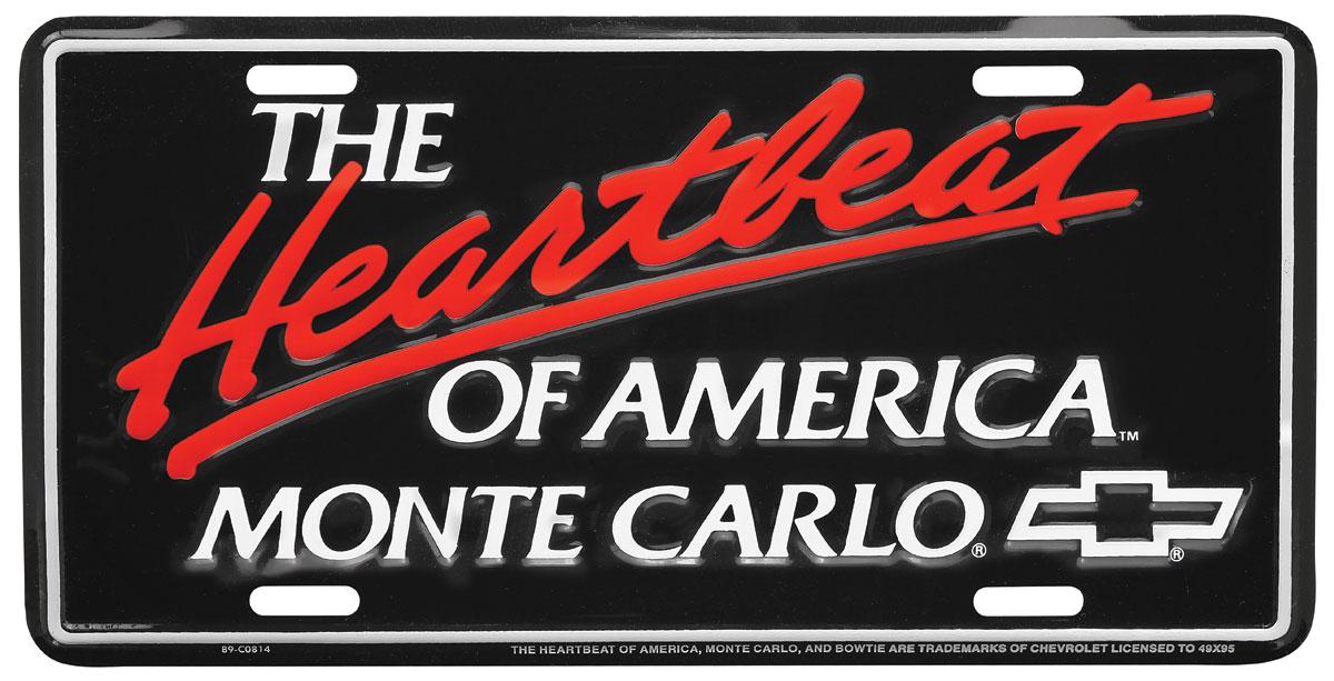 License Plate,