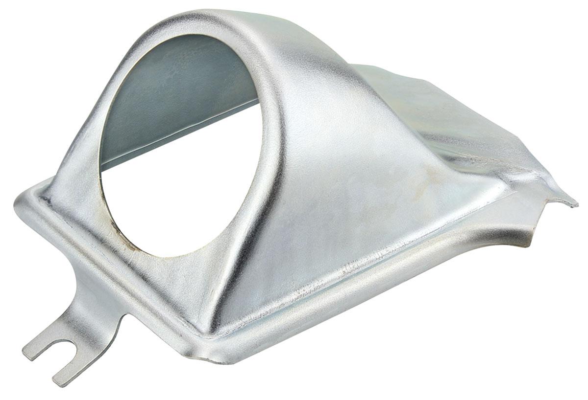 Shroud, 69-81 CH/EC/MC, Small-Block Exhaust Manifold, Upper