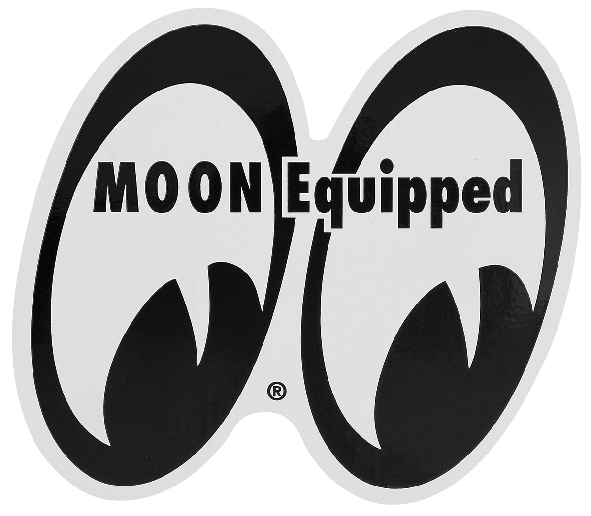 "Magnet, Mooneyes ""Equipped"""