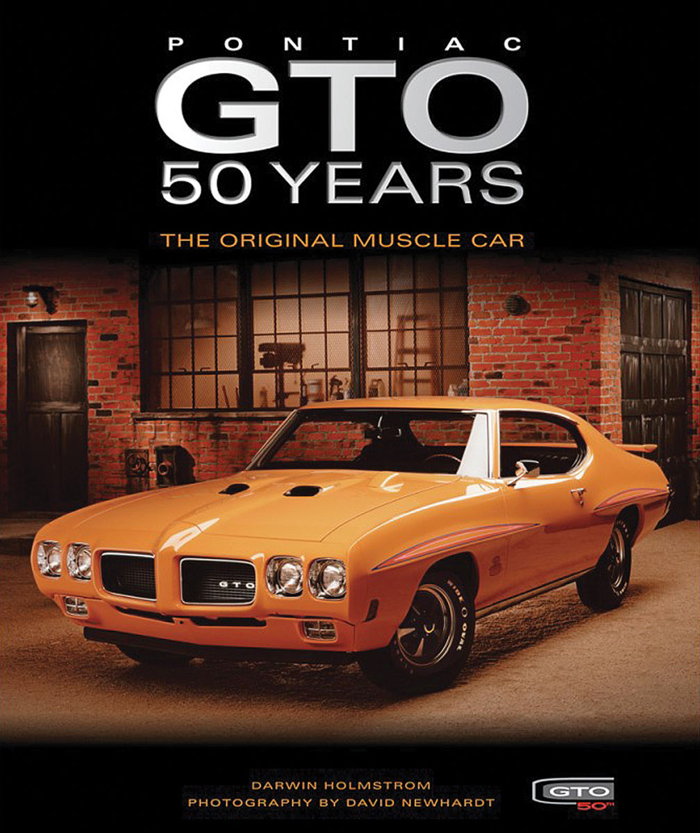 Book, Pontiac GTO, 50 Years