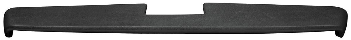 Dash Pad, Urethane Foam Molded Throughout, 1966 Chevelle/El Camino