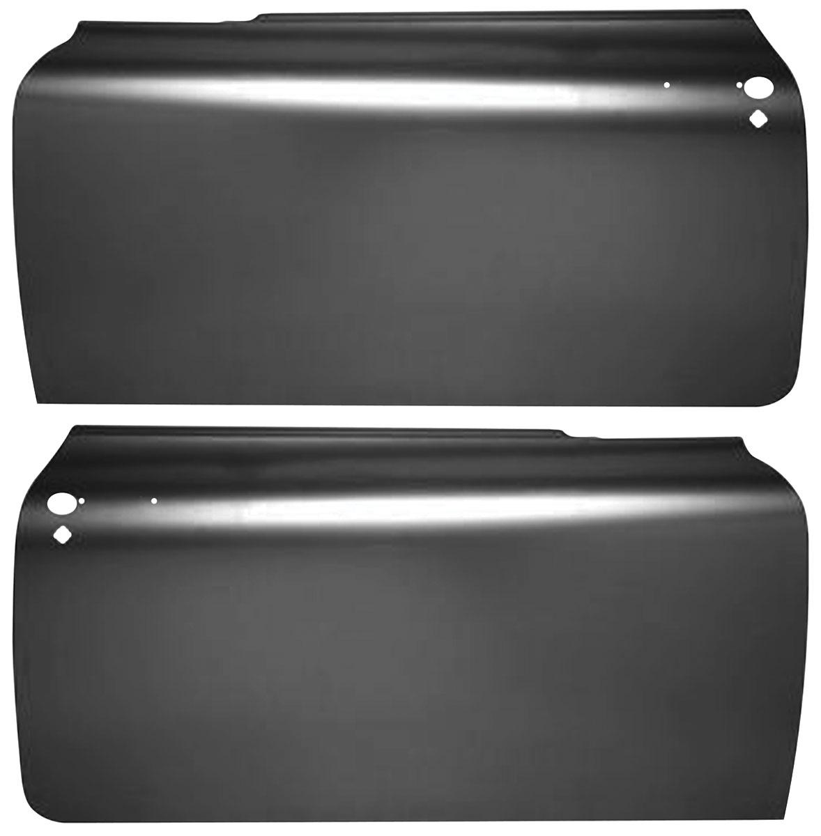 Door Skin, Outer, 1959-60 Cadillac/Bonneville/Catalina, 2dr CPE/CNV