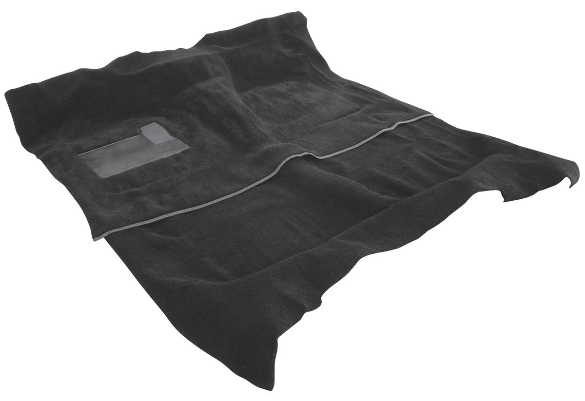 Carpet, Essex, 1961-63 Cutlass/Skylark 2dr Hardtop/Convertible, Automatic, 2pc