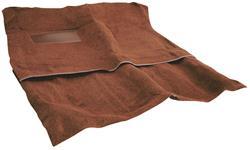 Carpet, Loop, 1961-63 Cutlass/Skylark, 2dr Hardtop, Auto, 1pc