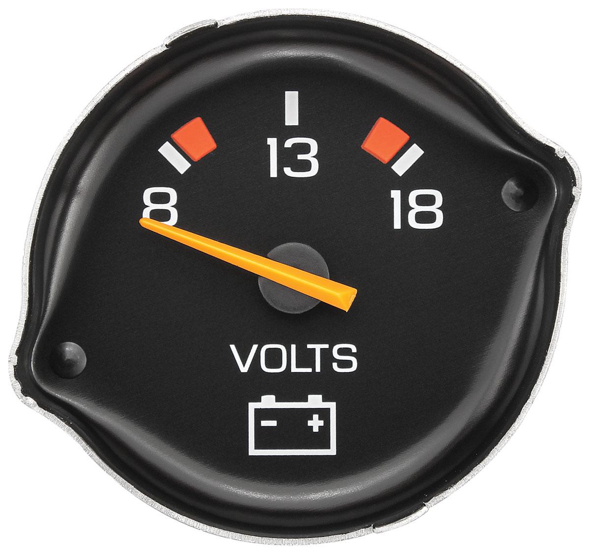 Gauge, Volt Meter, 1979-85 G-Body, #6474580