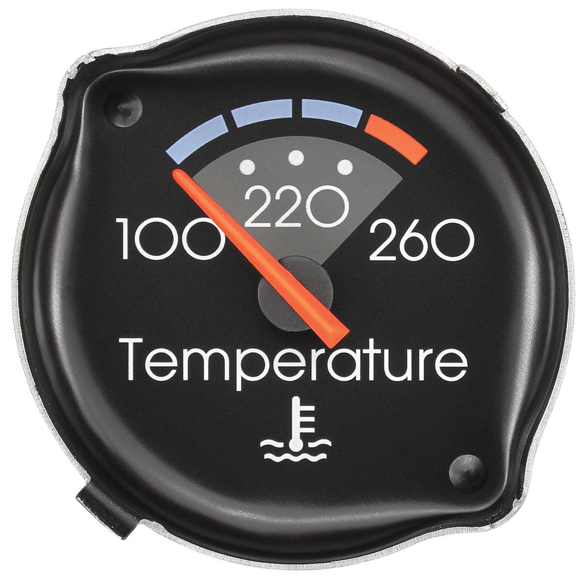 Gauge, Water Temperature, 86-88 El Camino/Monte Carlo, 25034539