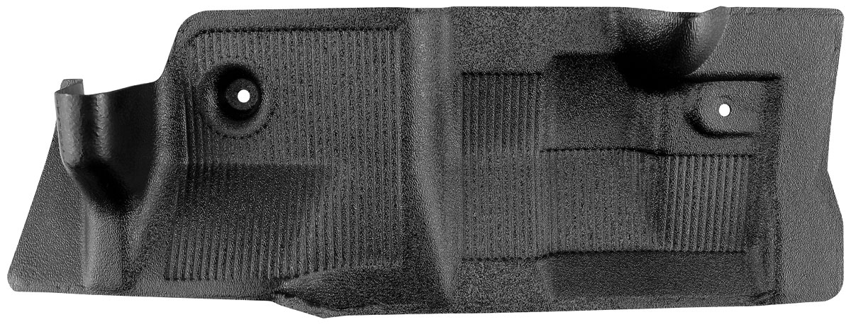 Cover, Steering Column Base/Firewall, 1968-72 A-Body