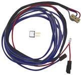 Wiring Harness, Convertible Top, 1964-67 Chevelle
