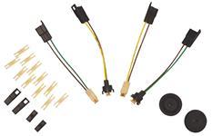 Wire Connector Kit, Rear Body, 1968-72 El Camino/Wagon