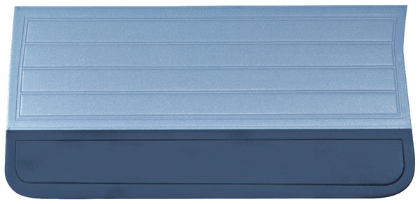 Door Panels, 1965 Chevelle, Coupe, Convertible/El Camino Front LEG