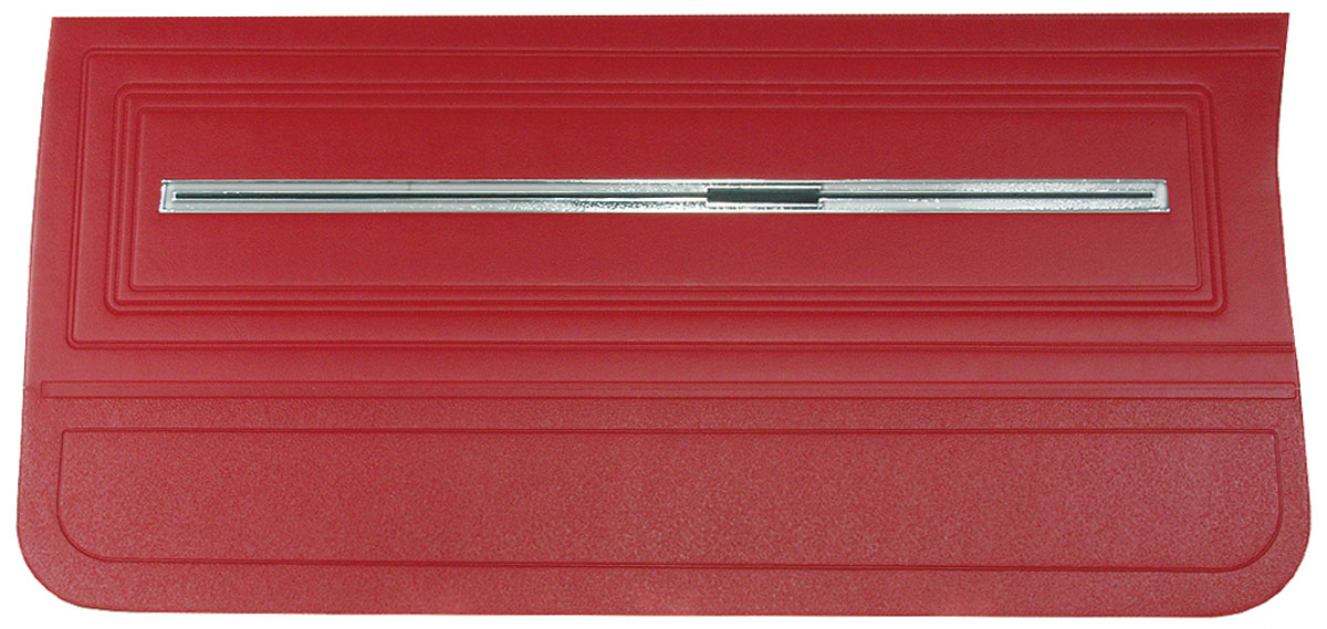 Door Panels, 1966 Chevelle, Coupe, Convertible/El Camino Front DI