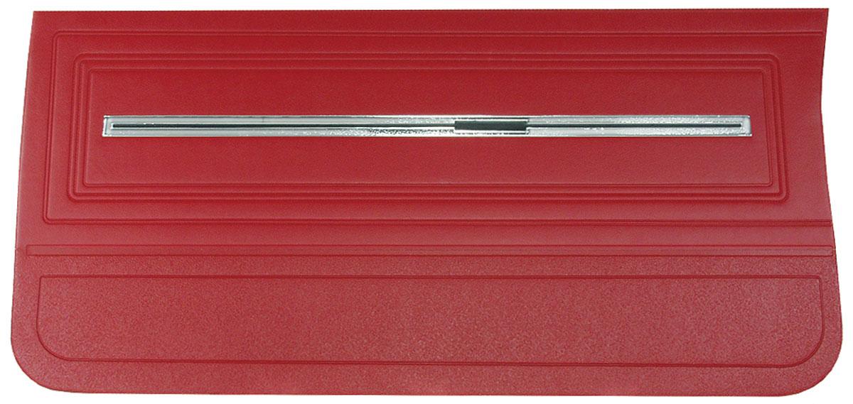 Door Panels, 1966 Chevelle, Coupe, Convertible/El Camino Front LEG