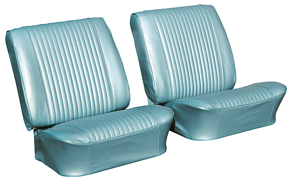 Seat Upholstery Kit, 1964 Chevelle/El Camino, Front Buckets LEG