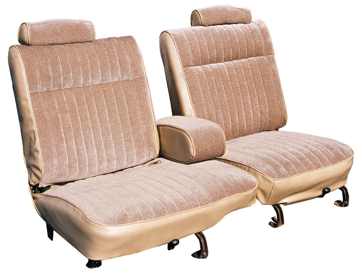 Seat Upholstery Kit 1982 Malibu Front 55 45 Split Bench