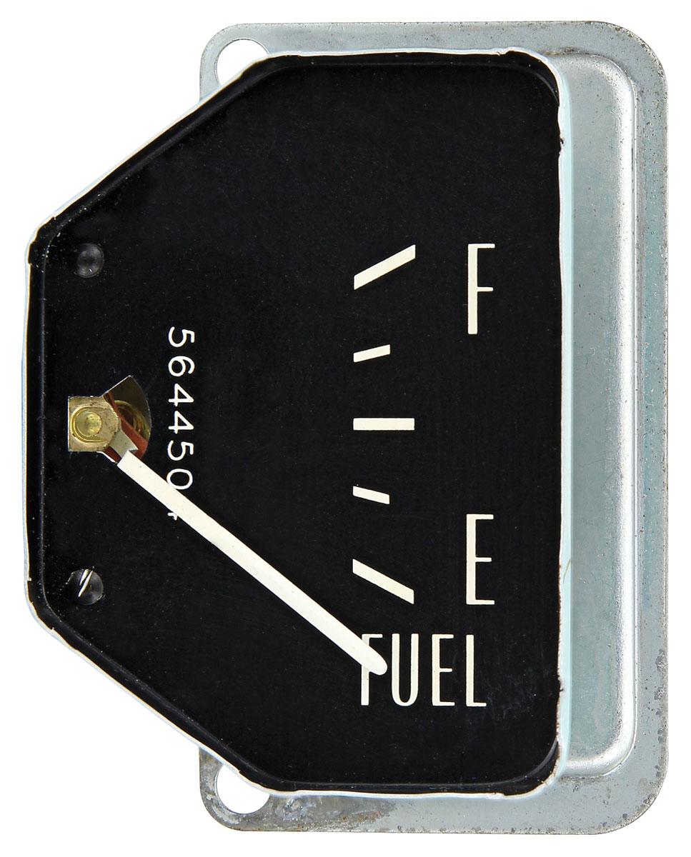Gauge, Fuel, 1961-62 Cadillac exc Series 75/CC
