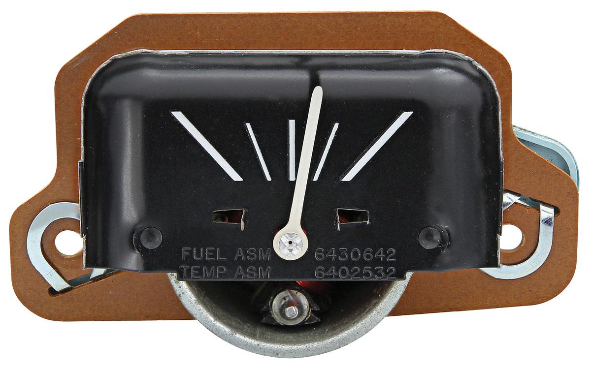 Gauge, Fuel, 1967-68 Cadillac