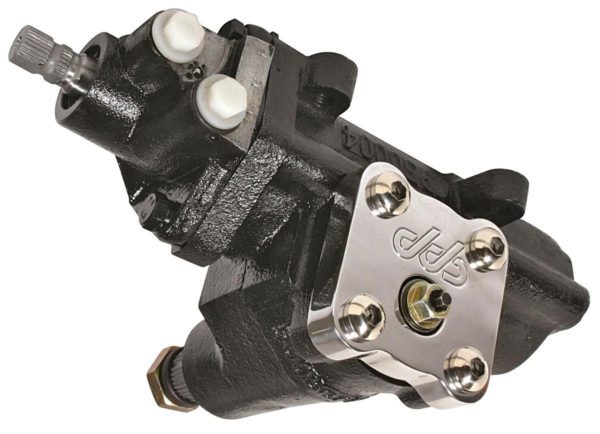Steering Box, Power, CPP, 1959-76 GM, Quick Ratio, 14:1