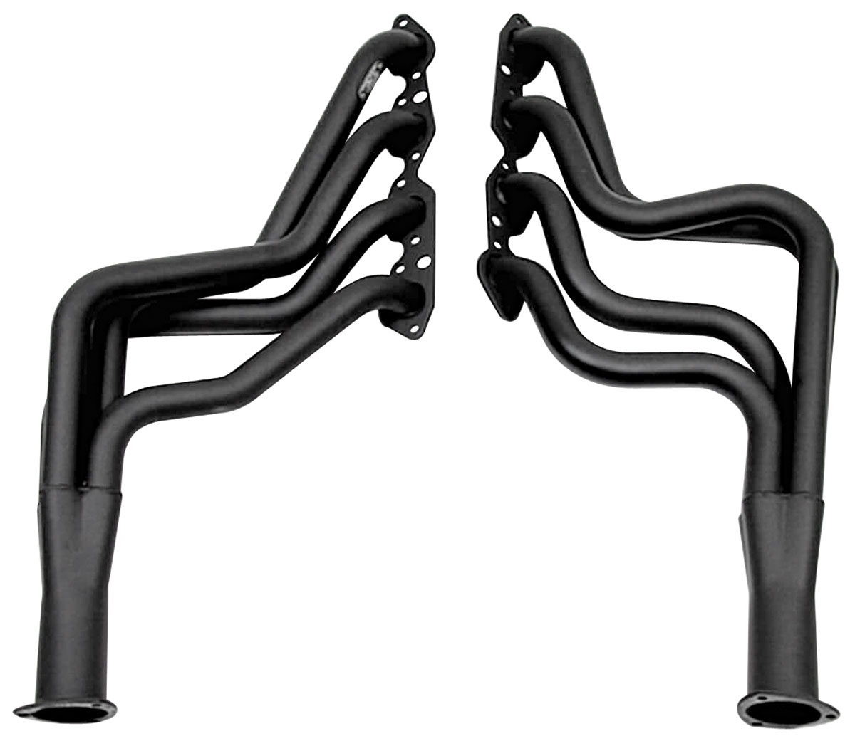"Headers, Hooker Super Comp, 1964-77 Chevy A-Body BB 1-3/4"", Long-Tubed"