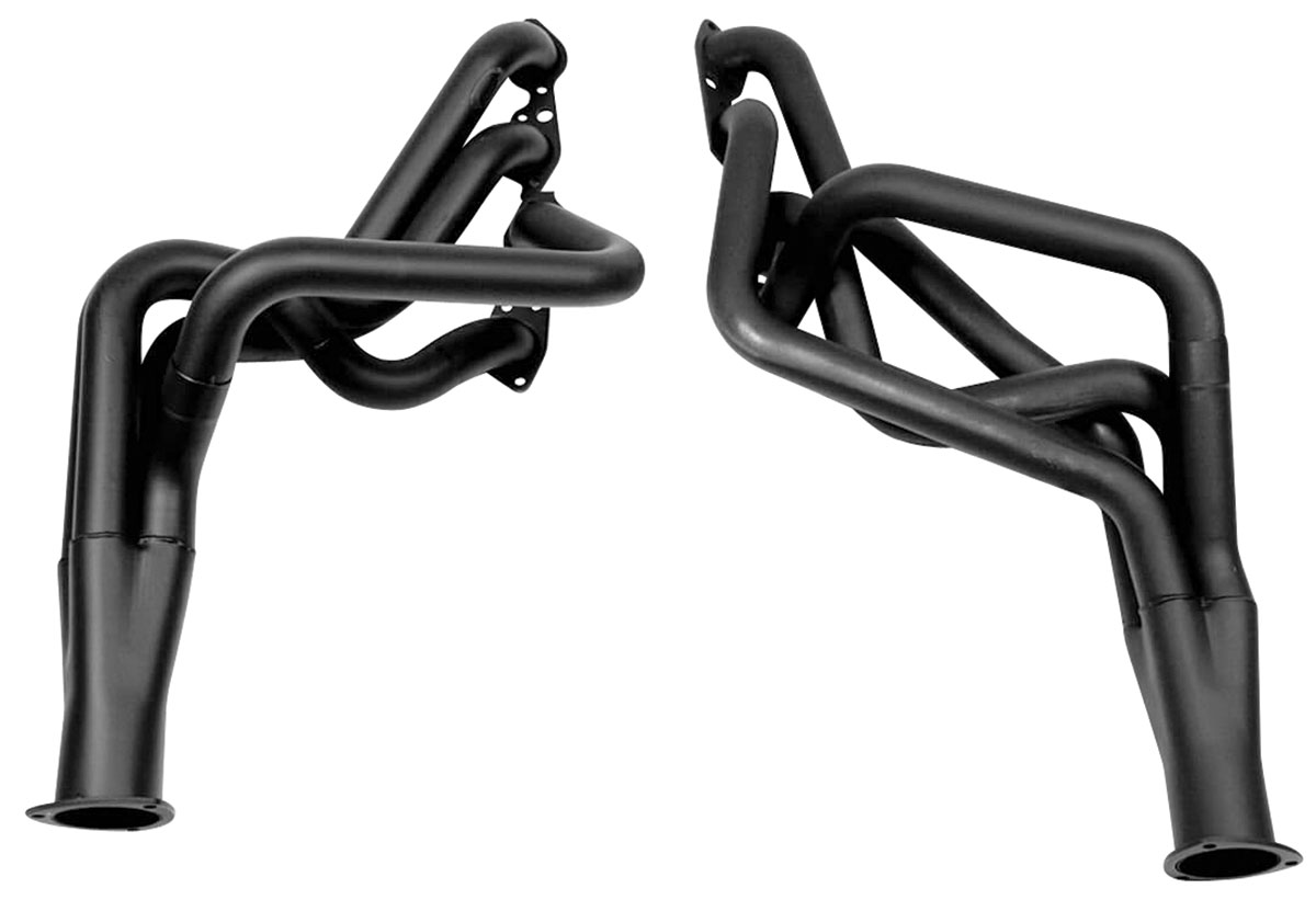 "Headers, Hooker Super Comp, 1964-67 Chevy A-Body BB 2-1/8"", Long-Tubed"