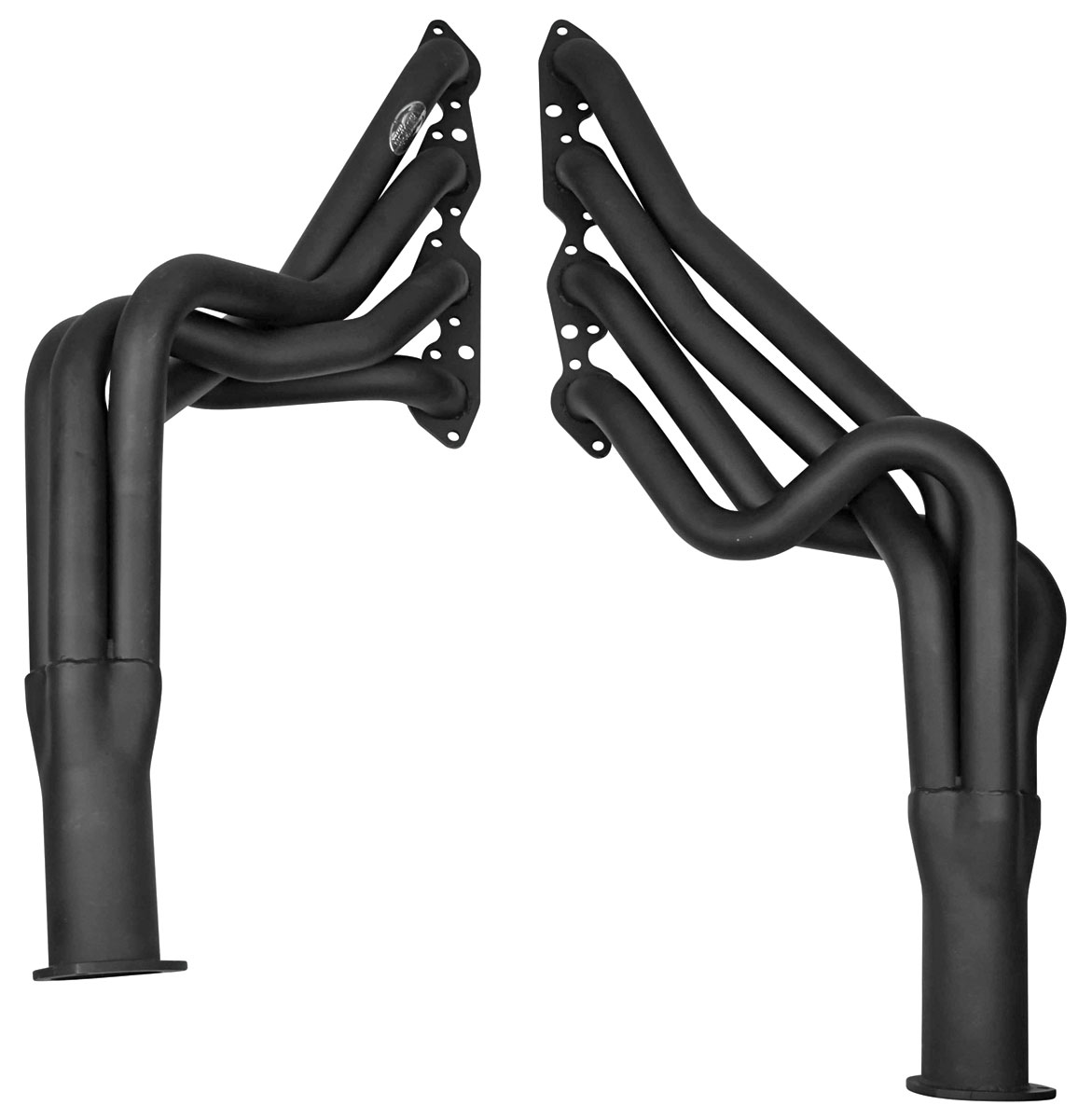 "Headers, Hooker Super Comp, 1968-74 Chevy A-Body BB 1-7/8"", Long-Tubed"