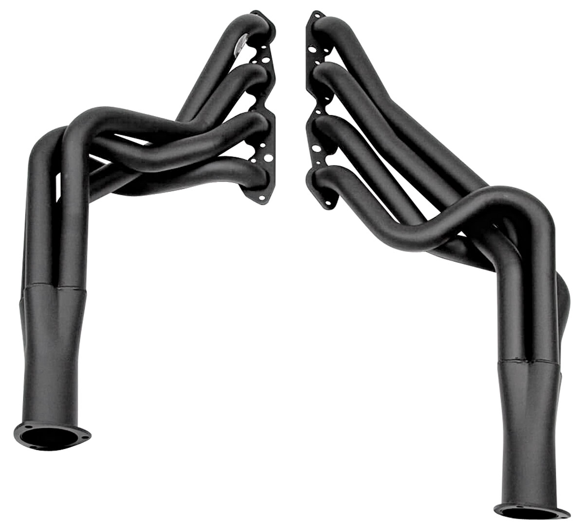 "Headers, Hooker Super Comp, 1968-74 Chevy A-Body BB 2"", Long-Tubed"