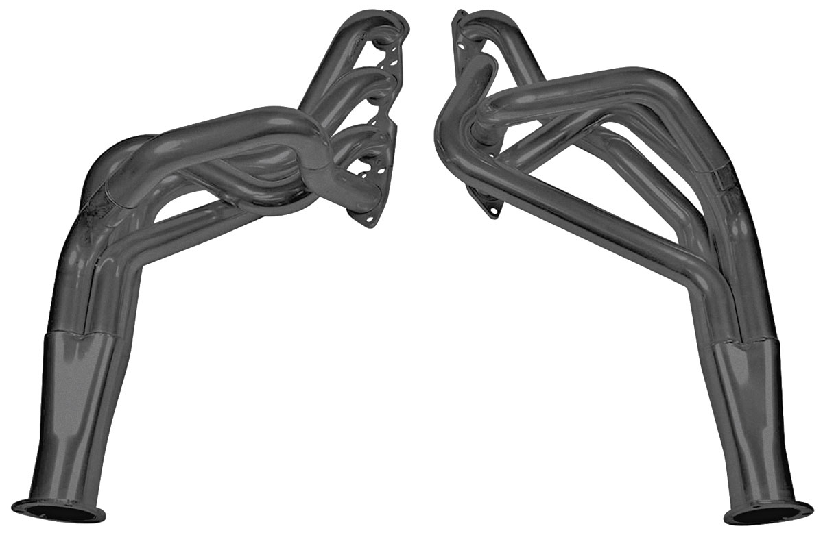 "Headers, Hooker Super Comp, 1968-72 Chevy A-Body BB 2-1/8"", Long-Tubed"