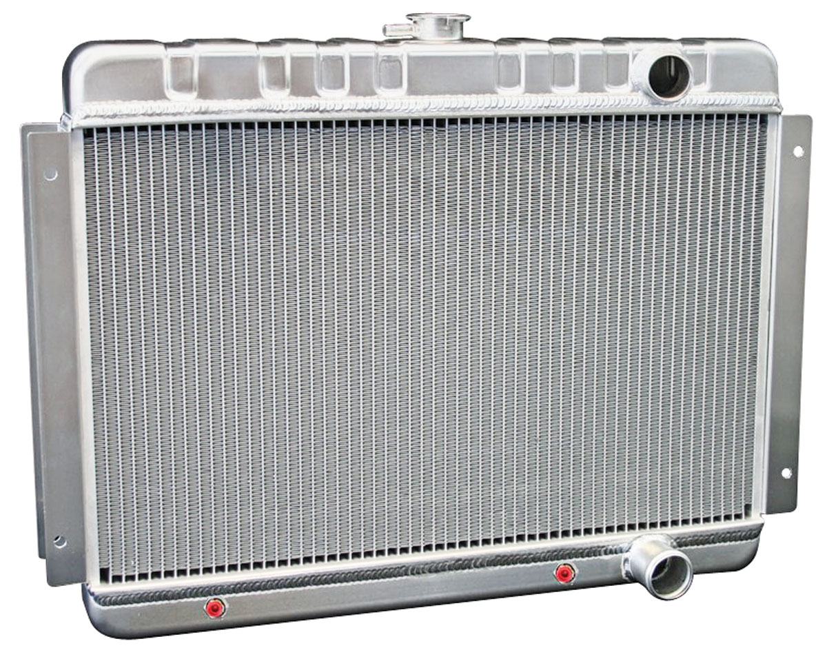 Radiator, Aluminum, DeWitts, 1964-65 Chevelle/El Camino SB, AT