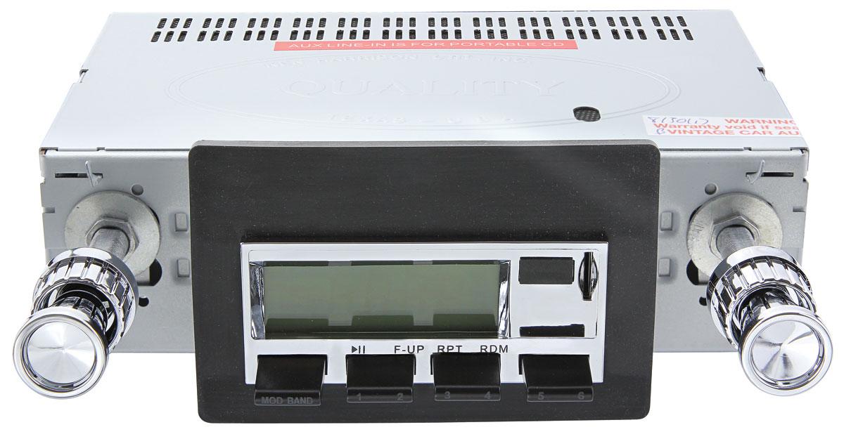 Stereo, 300 Series, 1967-68 Bonn/Cat/GP, Chrome