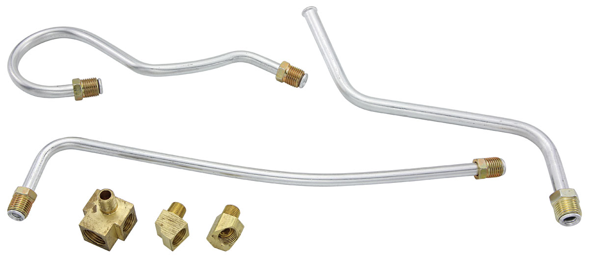 Fuel Line, Carburetor Kit, 1964-65 Pontiac Tri-Power