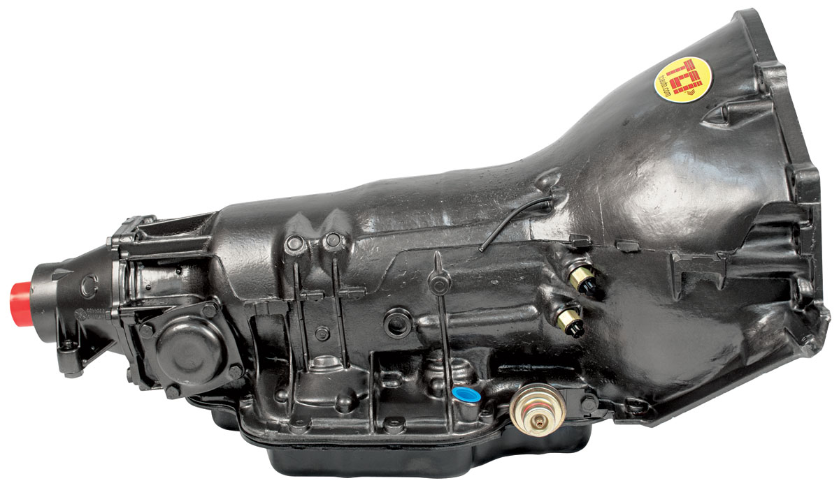 Transmission, TH400, TCI StreetFighter, Non-Variable Pitch, w/ 4