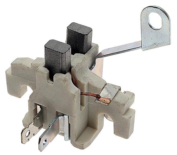 Brush Holders, 1960-72 GM, Externally Regulated Alternator