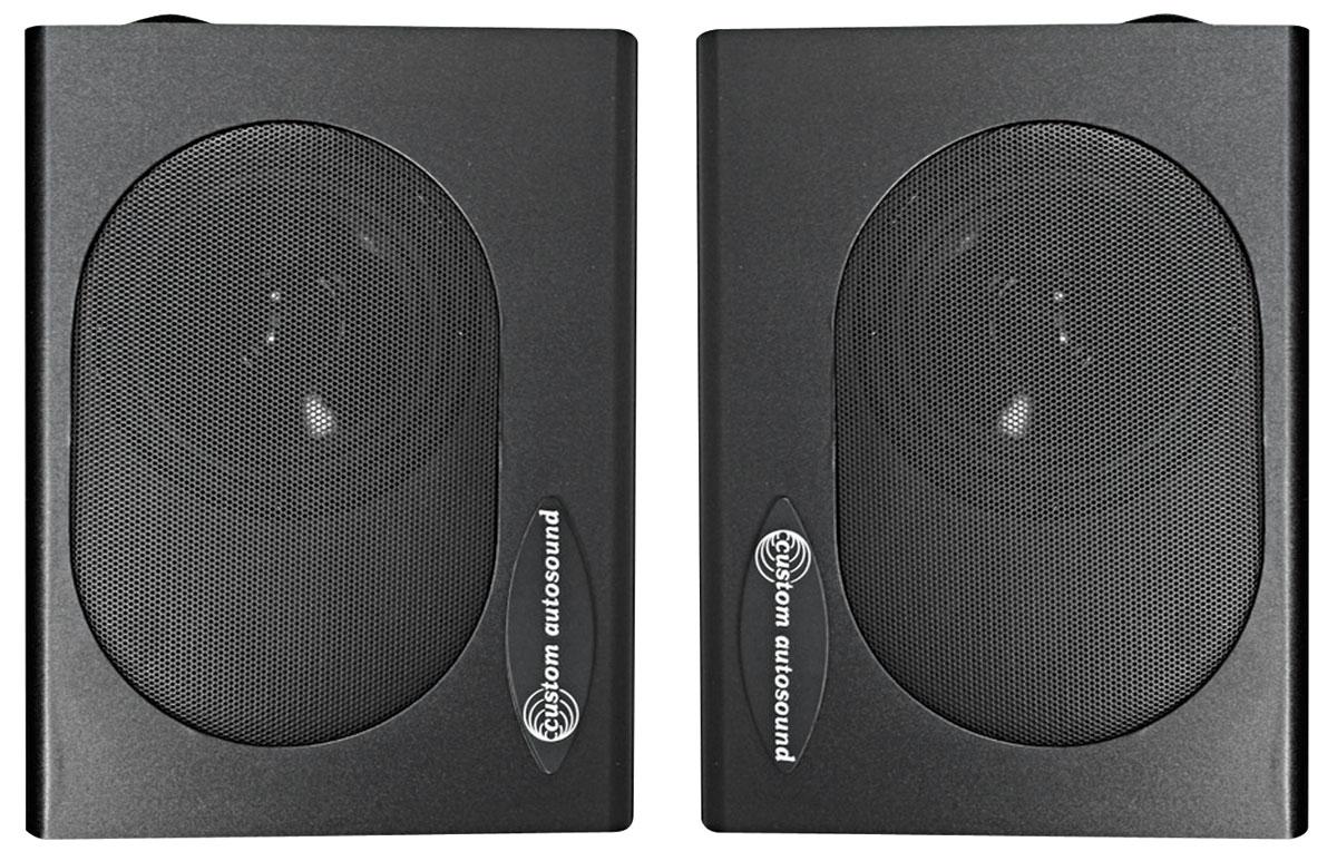 Speaker System, Custom Auto Sound, UNDERCOVER I
