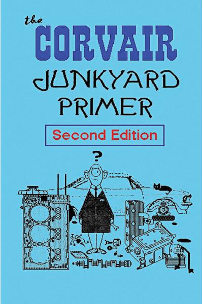 Book, Corvair Junkyard Primer