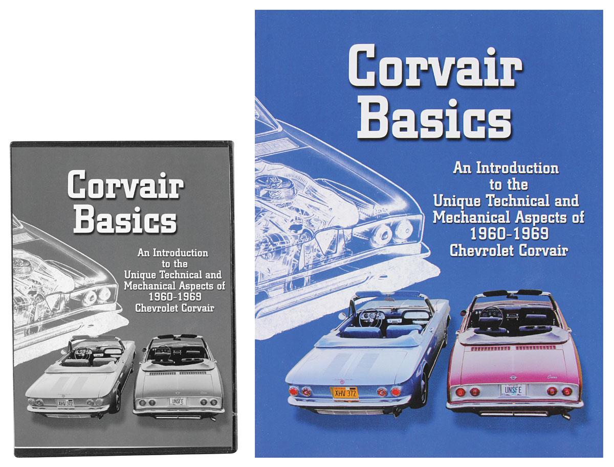 Book, Corvair Basics