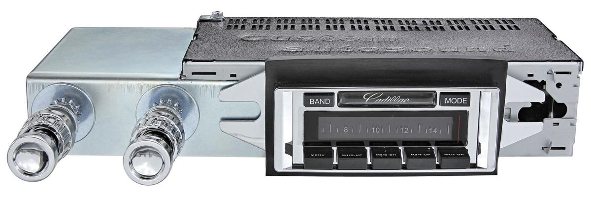 Stereo, USA 630, 1963-64 Cadillac