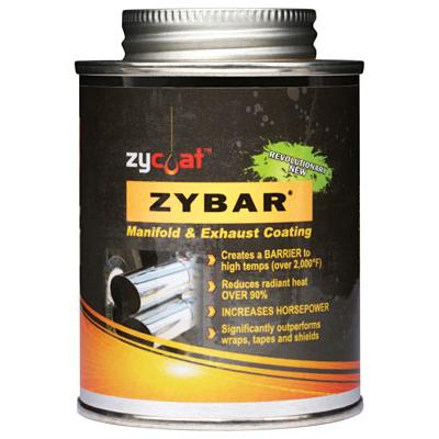 Paint, Zybar High Temp, 8oz