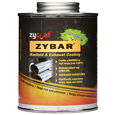 Paint, Zybar High Temp, 16oz