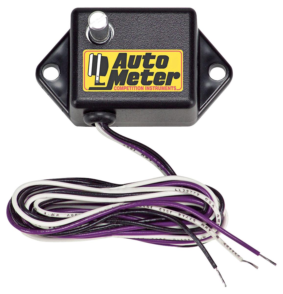 Dimmer Control, LED Gauge, Autometer